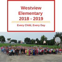 Westview Elementary 2018-19 Staff and Students