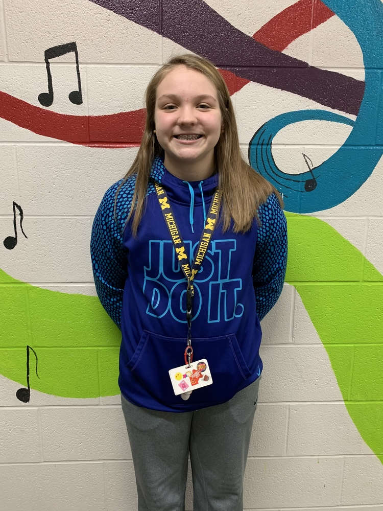 Hope Welsh-LaGrange County Spelling Bee Champ