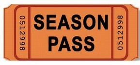 Athletic Passes on Sale Now