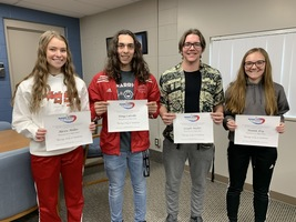 Westview Names Rising Stars of Indiana