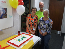 Westview Elementary Honor Retirees