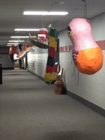 The 6th grade Pinatas