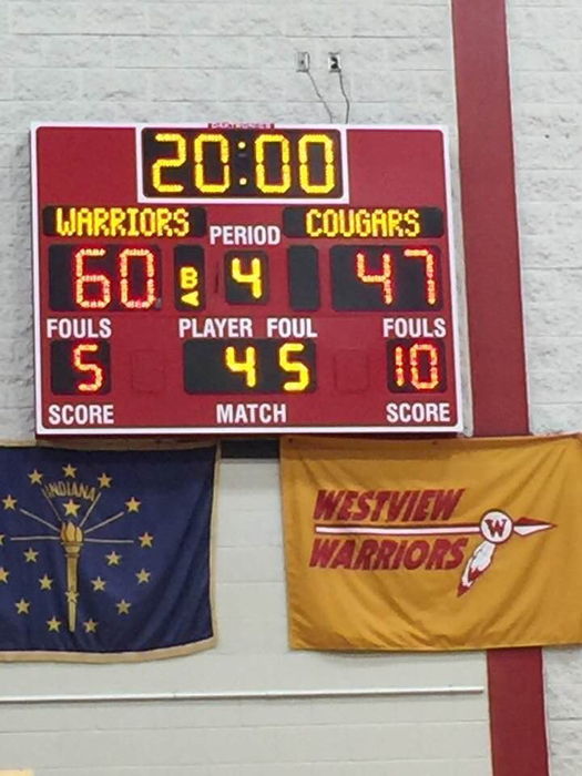 Warriors defeat CN