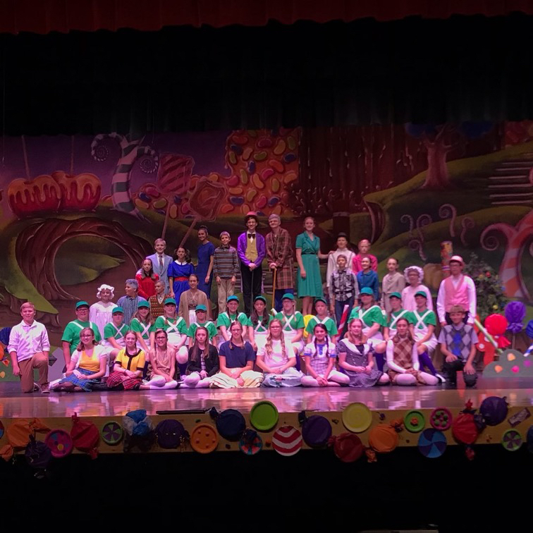 Wonka, Jr cast
