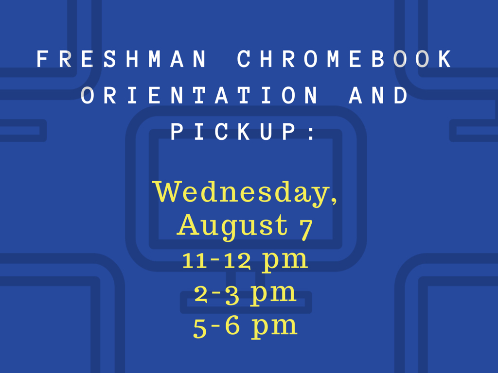 Chromebook Orientation