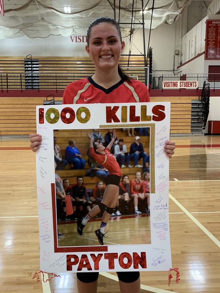 May Joins 1000 Kill Club