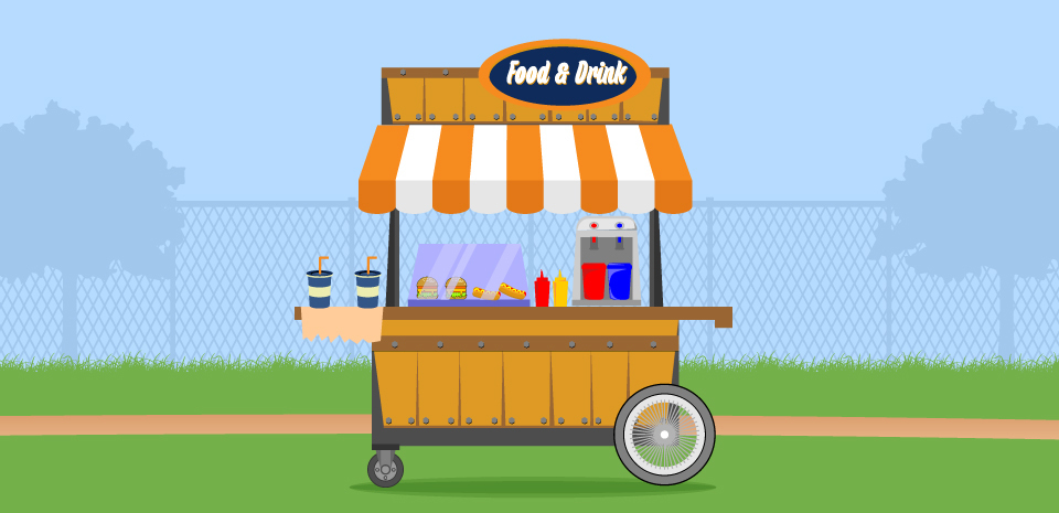 Concession Stand Help Needed
